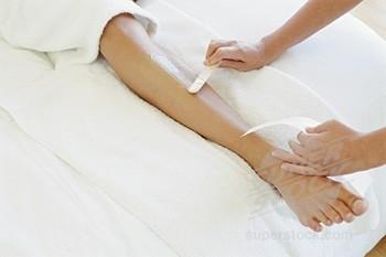 leg-wax